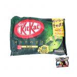 KitKat – Matcha Fun size bag (Mini 13) 170 g – Angry moose