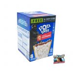 Pop Tarts Frosted Strawberry 8-Pack – (384g) Angry Moose